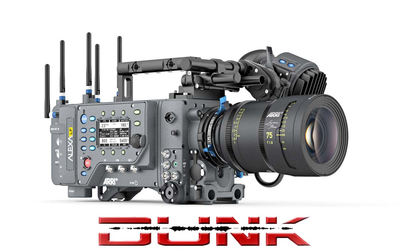 ARRI ALEXA LF Basic Set — full-frame cinema camera / ARRIRAW
