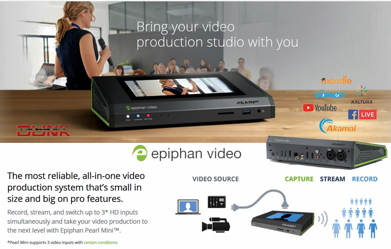 Epiphan Pearl Mini All In One Video Production System New Facebook Rj45 Connector Wiring Diagram Youtube P1090071
